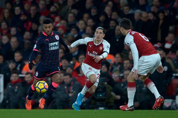 Prediksi Arsenal vs Huddersfield Town 8 Desember 2018