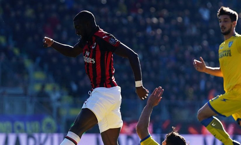 Prediksi Milan vs Frosinone 19 Mei 2019