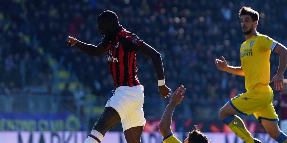 Prediksi Milan vs Frosinone